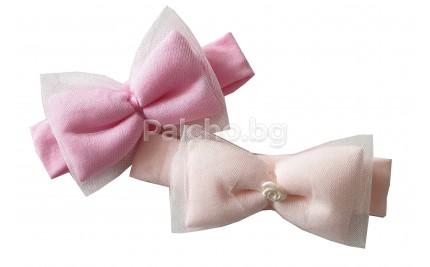 Лента за коса с панделка