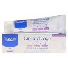 Mustela Витаминен защитен крем 100мл.