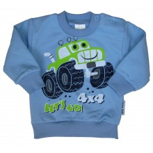 Блуза за момче Джип 68-80