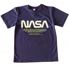 Тениска за момче Nasa 128-158