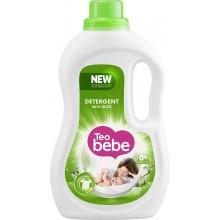 Тео бебе течен прах за бебета - Teo bebe Течен перилен препарат Алое вера 1.1л.