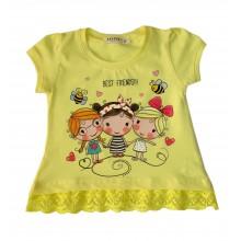 Breeze лятна блуза Момиченце 80-104