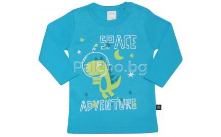 Детска блуза за момче Дино 62-92