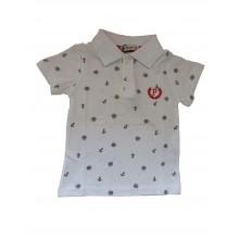 Тениска за момче Моряк 1-4 г