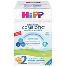 Хип мляко - HIPP Combiotic 2 Био Мляко за бебета 6-12м. 800гр.