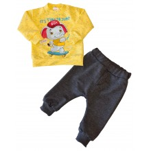 Комплект за бебе Слонче 68-80