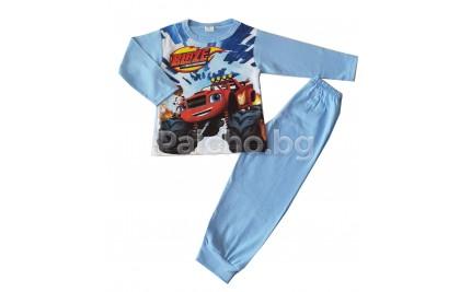 Ватирана пижама Пламъчко 98-116