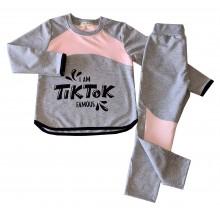 Комплект за момиче Tik Tok 110-140