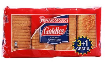 Детски сухари Goldies 500гр.