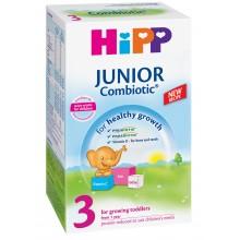 Хип комбиотик - HIPP Combiotic 3 Био Преходно мляко 12м+ 500гр.