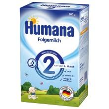Хумана 2 - Humana 2 Преходно мляко 6м+ 600гр.