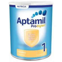 Аптамил комфорт - Aptamil Comfort 1 Мляко за кърмачета 0-6м. 400гр.