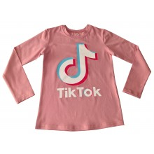 Блуза за момиче Тик Ток 122-152