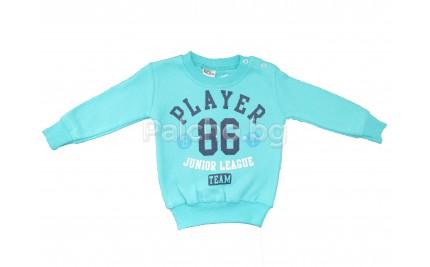 Детска блуза за момче Стиви 56-62см