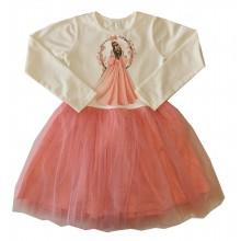 Детска рокля Принцеса 116-146