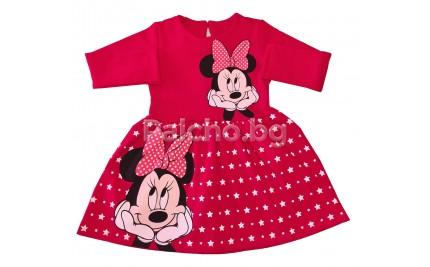 Детска рокля Мини 86-116