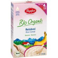 Тьопфер каша - Topfer инстантна каша Ориз и банан 175гр.