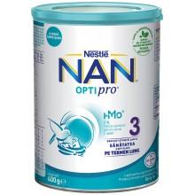 Нестле Нан 3 - Nestle Nan 3 Преходно мляко 12м+ 400гр.