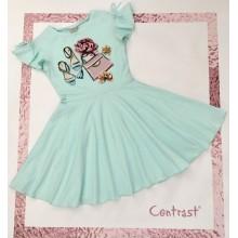 Контраст детска рокля Шик 128-164