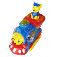 Детско музикално локомотивче