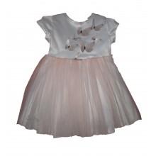 Контраст официална рокля Пеперуди 74-92
