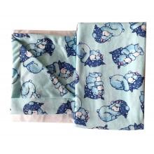 Комплект чаршафи за детска кошара