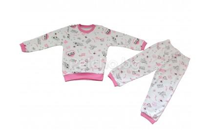 Пижама Мели 74-98см