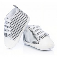 Бебешки обувки Attractive baby Сребристи