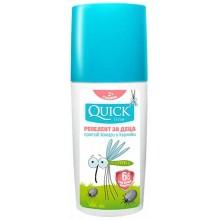 Quickline Репелент за деца против комари и кърлежи 100 мл