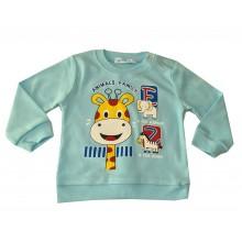 Детска блуза Жирафче 68-98
