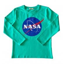 Блуза с дълъг ръкав за момче NASA 122-146