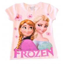 Блуза за момиче Замръзналото кралство 92-128