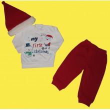 Комплект Първа Коледа 68-80
