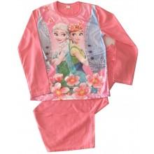 Пижама за момиче Замръзналото кралство 134-146