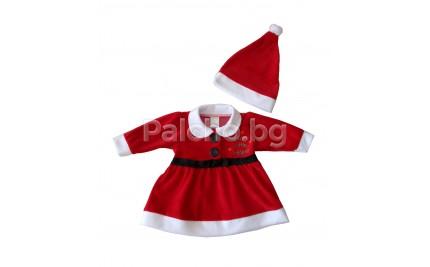 Коледна рокля Съни 62-86