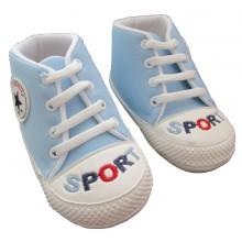 Бебешки обувки тип кец 18-19