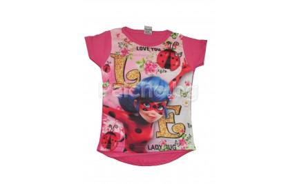 Блуза за момиче Калинката 80-104см