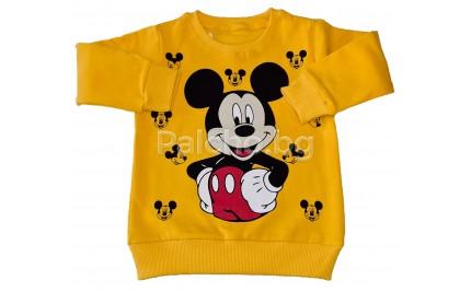 Ватирана блуза Мики 86-116 см
