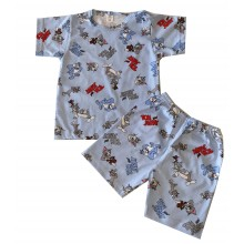 Детска лятна пижама Том 86-128