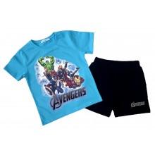 Летен комплект за момче Avengers 110-134