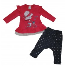 Детски комплект за момиче Съни 68-80