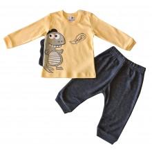 Бебешки комплект за момче Дино 62-80