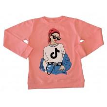 Блуза за момиче Tik Tok 122-152