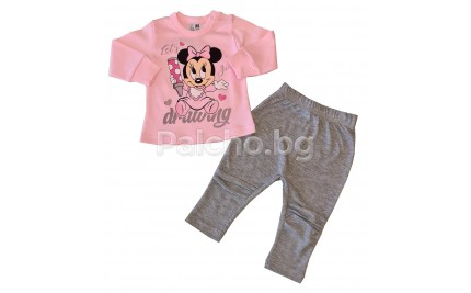 Бебешки комплект Мини Маус 62-80