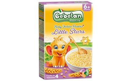 Bebelan Кус кус за деца звездички 350гр
