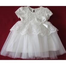Детска рокля с тюл Принцеса 80-104