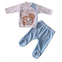 Бебешки комплект за момче 50-68
