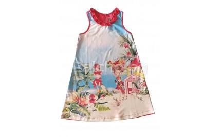 Лятна рокля Момичета 92-134