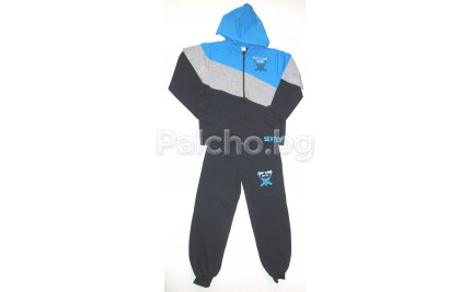 Севтекс спортен комплект за момче 140-146см