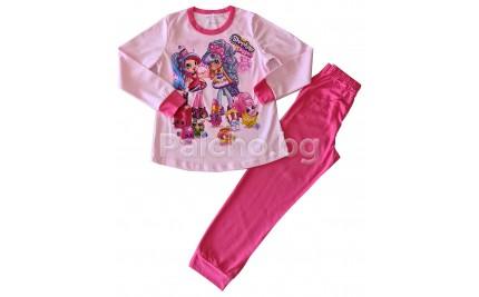 Детска пижама за момиче Шопкинс 92-128